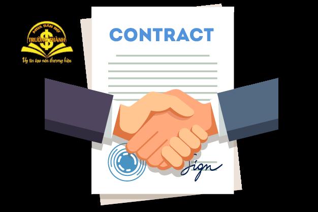 ký hợp đồng thu hồi tài chính